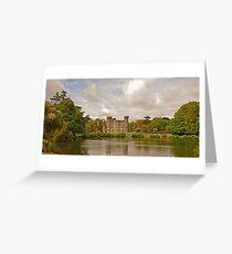 Johnstown Castle Gardens Greeting Card