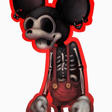 Mickey by fo3the13th