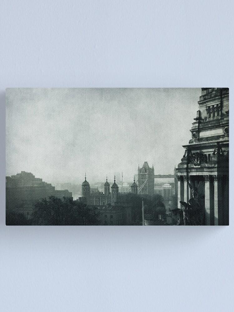 Alternate view of london Canvas Print