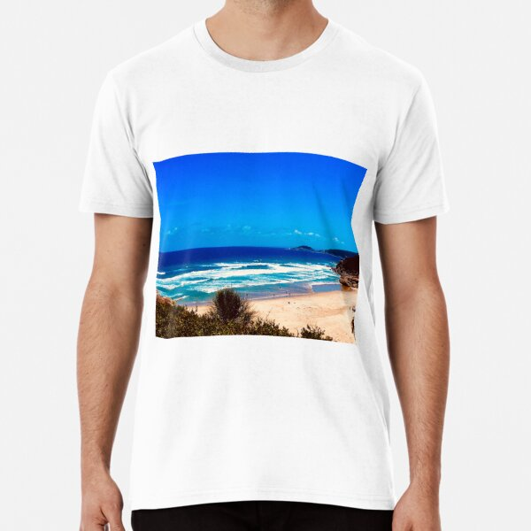 Where sky meets sea  Premium T-Shirt