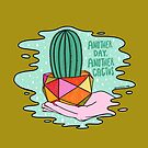 Another Cactus by doodlebymeg