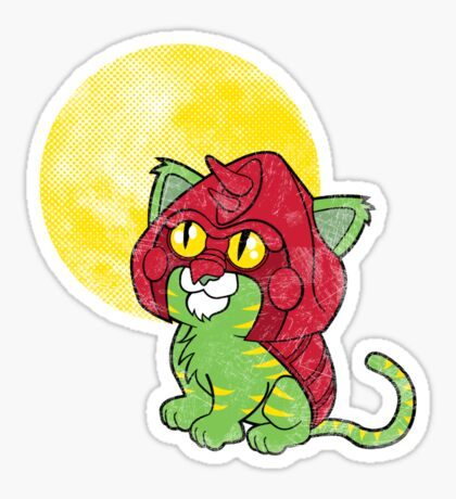 Battlekitty Sticker