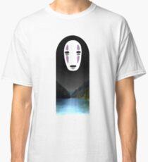 No Face- Spirited Away Classic T-Shirt