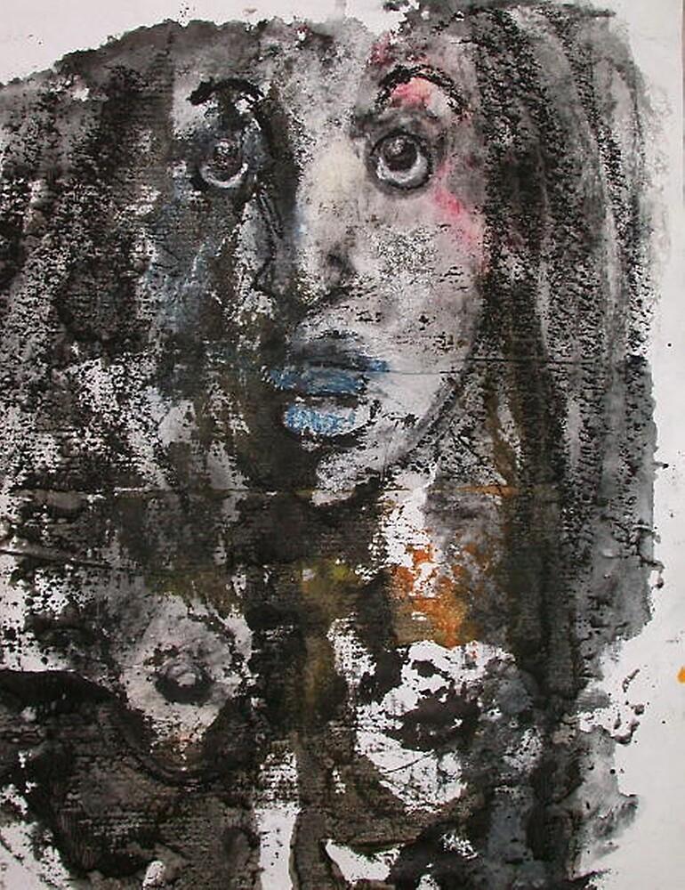 Face, Bernard Lacoque-120 by ArtLacoque
