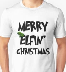 Merry Elfin' Christmas T-Shirt