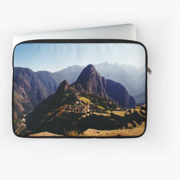 Machu Picchu Laptop Sleeve