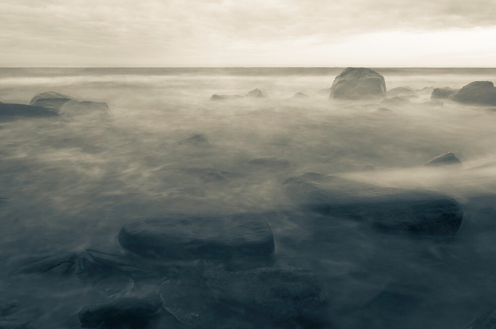 Sea Of Ghosts by Lacku