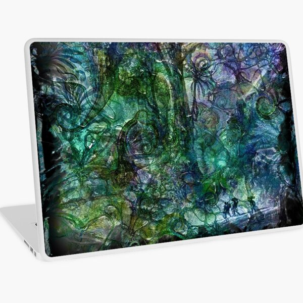 The Atlas of Dreams - Color Plate 190 Laptop Skin