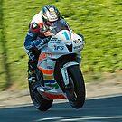 John McGuinness Isle of Man TT 2011 by Stephen Kane