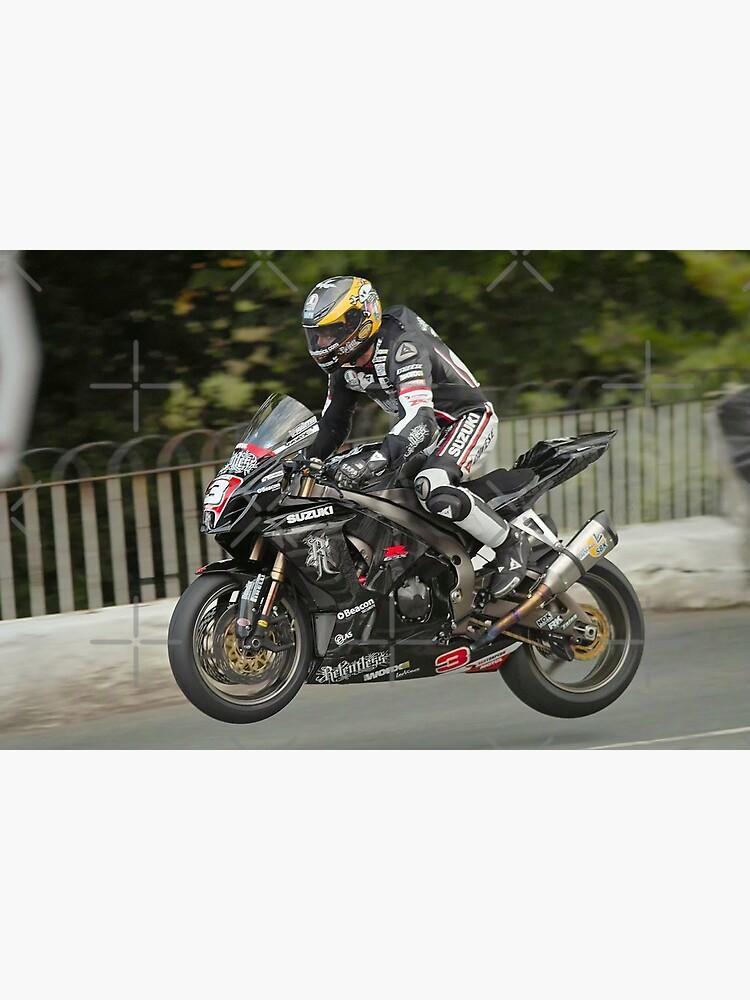 Guy Martin Isle of Man TT 2011 by skanner30