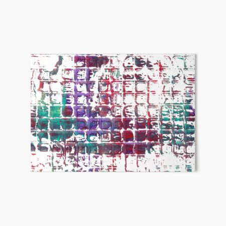 Isolation Art Board Print