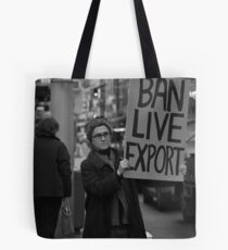 The Demonstration Tote Bag