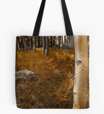 Forest Warmth Tote Bag
