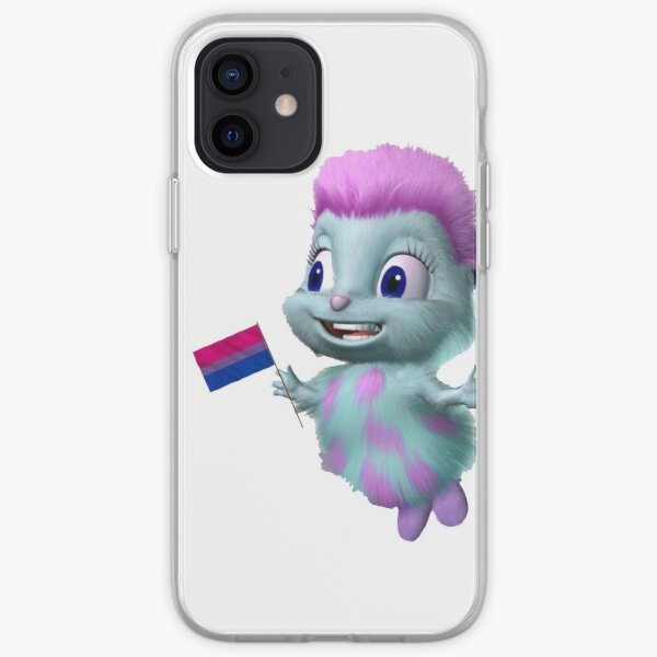 Bibble Says Bisexual Rights iPhone Soft Case