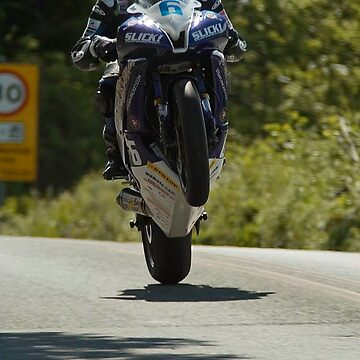 Dan Kneen Isle of Man TT 2011 by skanner30