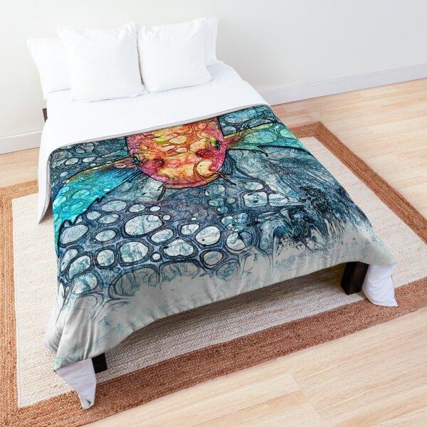 The Atlas of Dreams - Color Plate 192 Comforter