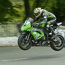James Hillier Isle of Man TT 2011 by Stephen Kane