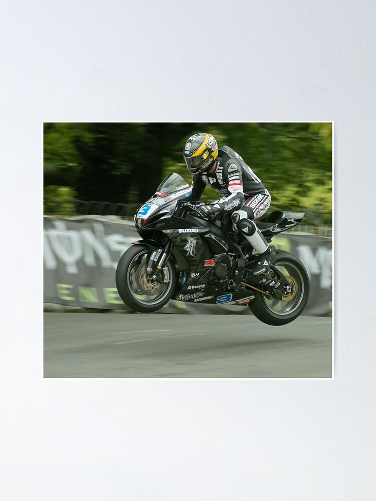 Alternate view of Isle of Man TT 2011 Poster