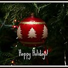 Happy Holidays by DebbieCHayes