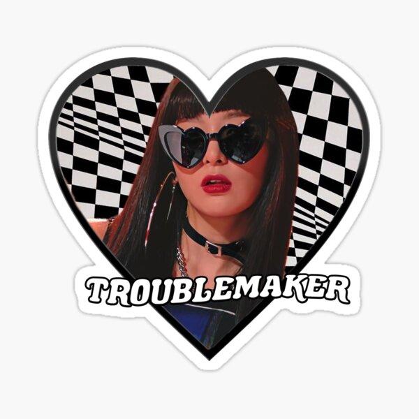 SEULGI troublemaker Sticker