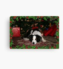 Holidays Canvas Print