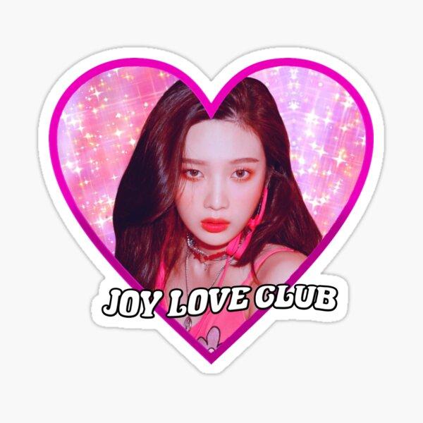 JOY love club Sticker