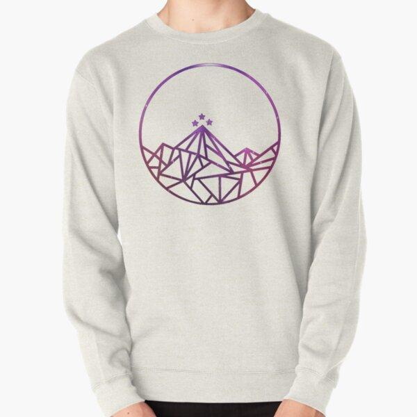 Night Court Pullover Sweatshirt