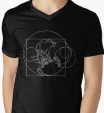 </Scorpion> Men's V-Neck T-Shirt