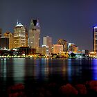 Detroit, Michigan by Mark Bolen
