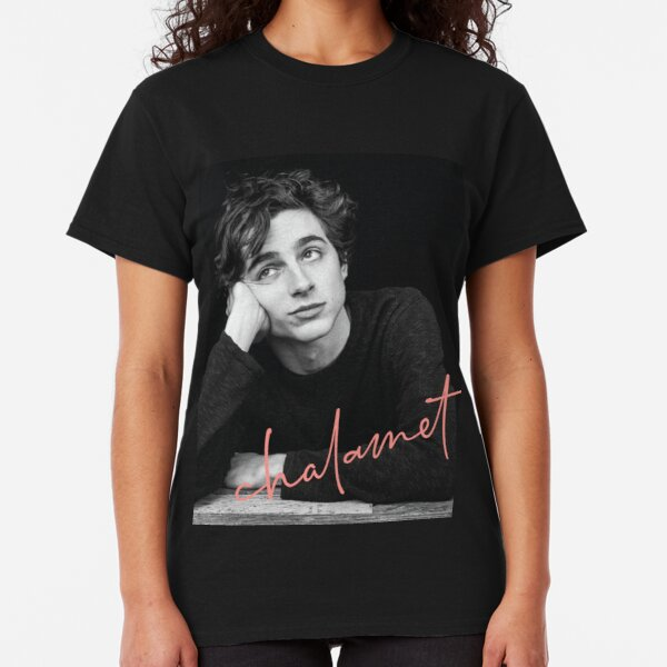 Chalamet | Awesome Merch of Timothee Chalamet Classic T-Shirt