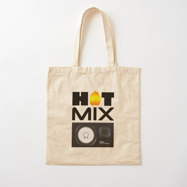 Hot Mix Cotton Tote Bag