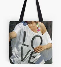 It Makes The World Go 'Round! Tote Bag
