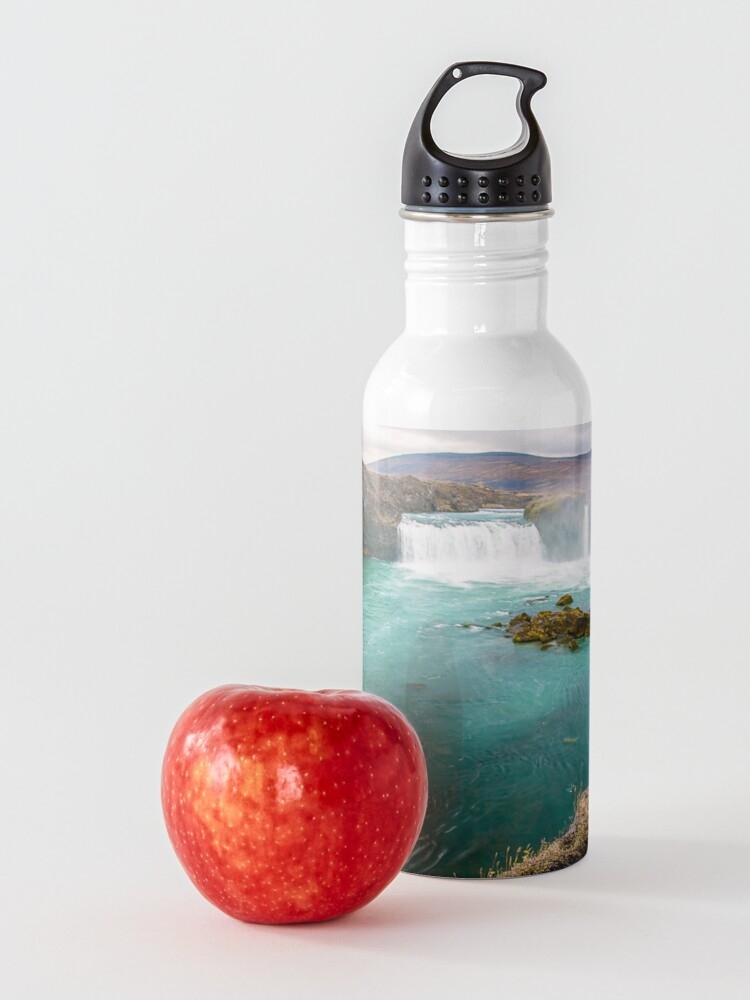 Alternate view of Svavar's Idols Water Bottle