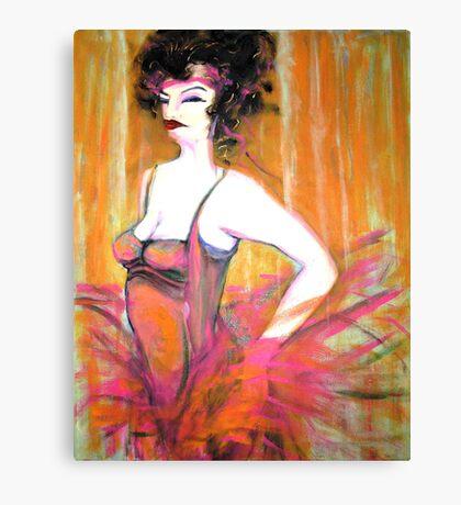 Bad Babbette  Canvas Print