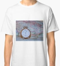All The Time In The World Classic T-Shirt