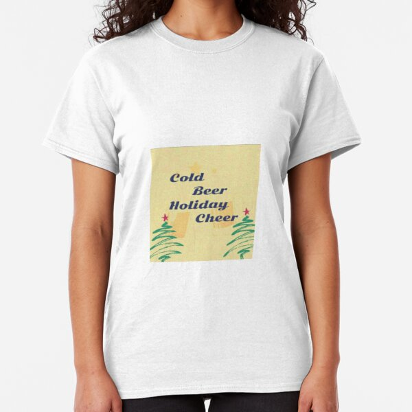 Beer Holiday Classic T-Shirt