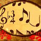 it is  e v e r y where  (the  m u s i c) by marella