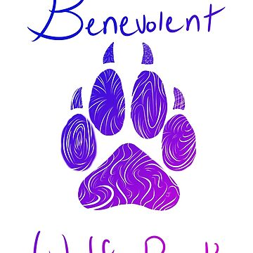 Benevolent Wolf Pack Bene Colours by MoscoMoon