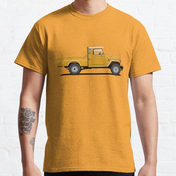 Land Cruiser FJ45 Pick Up Yellow Classic T-Shirt