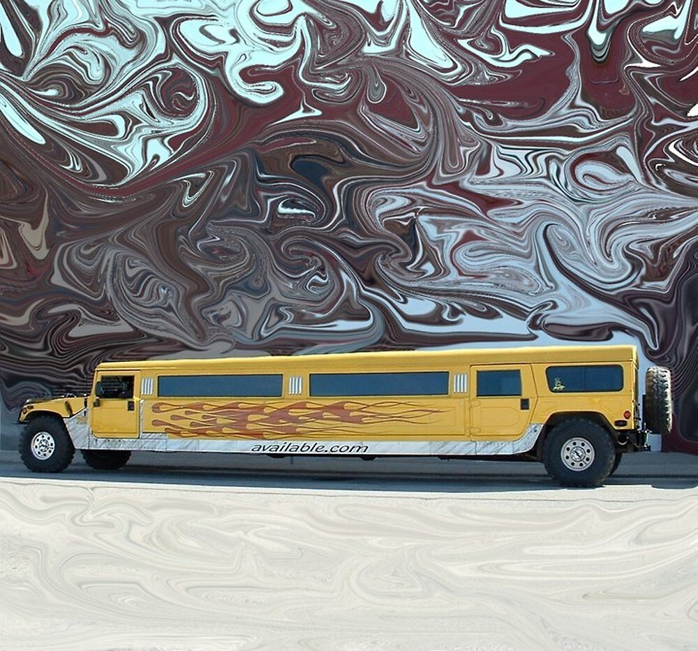 Hummer Stretch Limo by tulsa7035