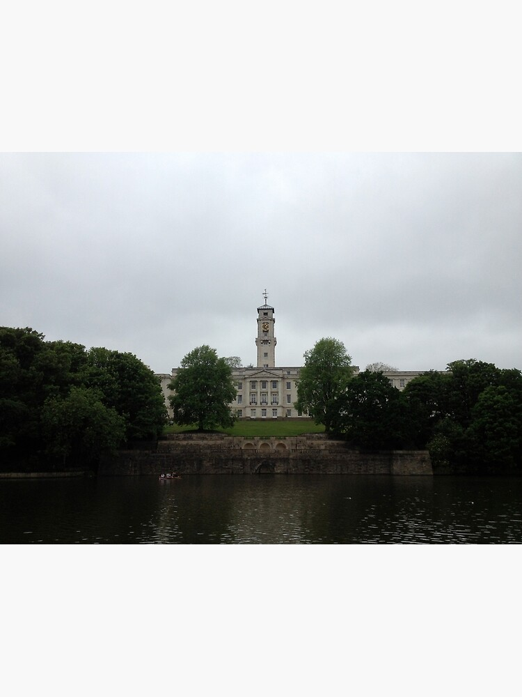 Nottingham University - Trent Building by robsteadman