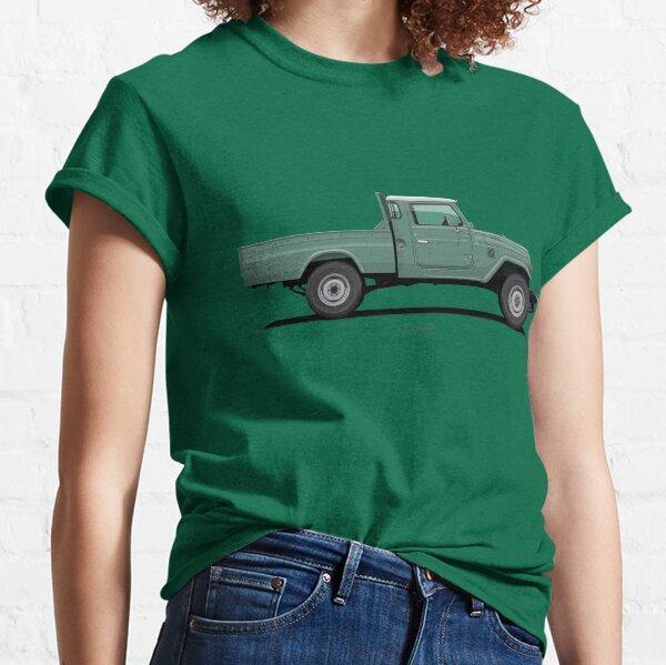 Land Cruiser FJ45 Pick Up Green Classic T-Shirt