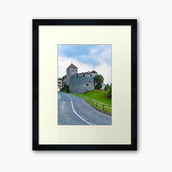 Vaduz Castle Framed Art Print