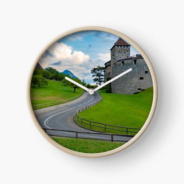 Vaduz Castle Clock