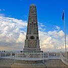 War Memorial by Robert Abraham