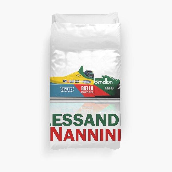Benetton B188 - Alessandro Nannini Funda nórdica