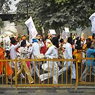 Sikh Protest 2007 by pennyswork