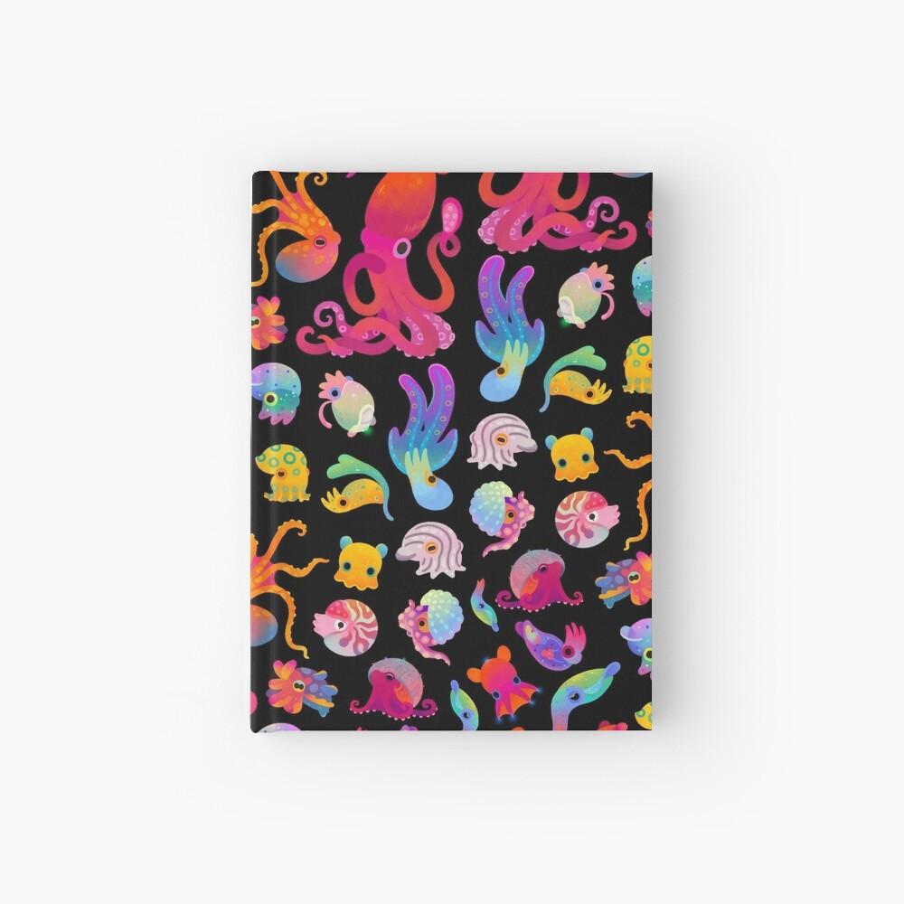 Cephalopod Hardcover Journal