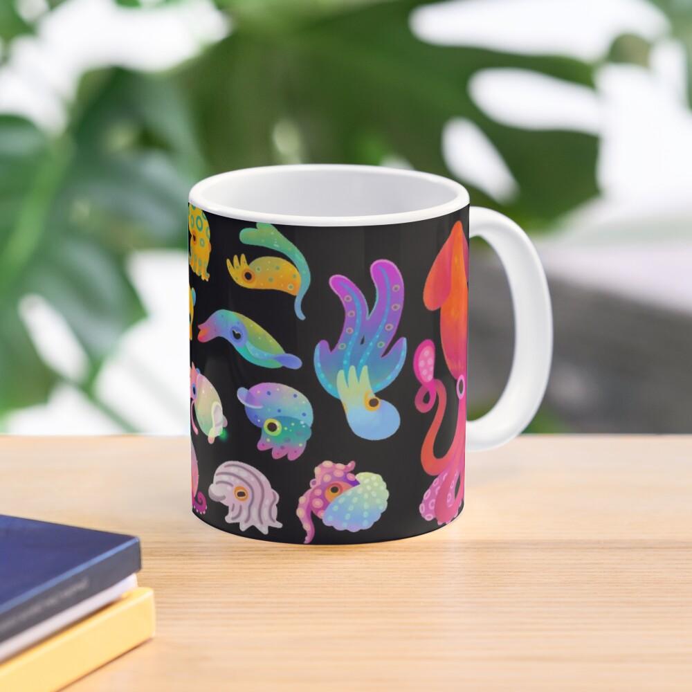 Cephalopod Mug