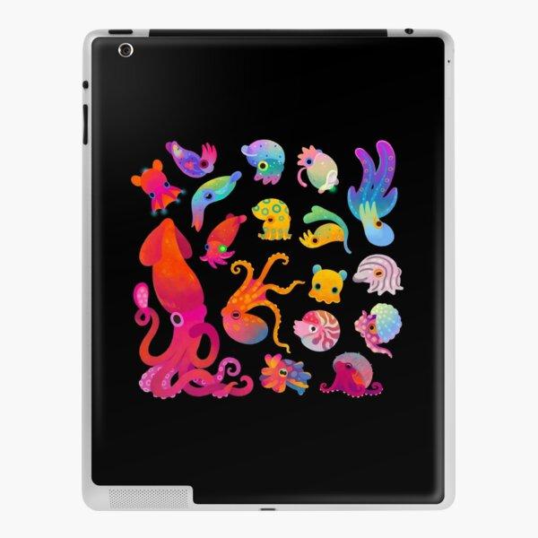 Cephalopod iPad Skin